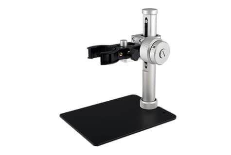 RK-04F stand for Dino-Lite microscopes with fine adjustment